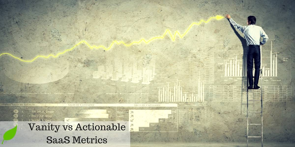 Vanity vs Actionable SaaS Metrics
