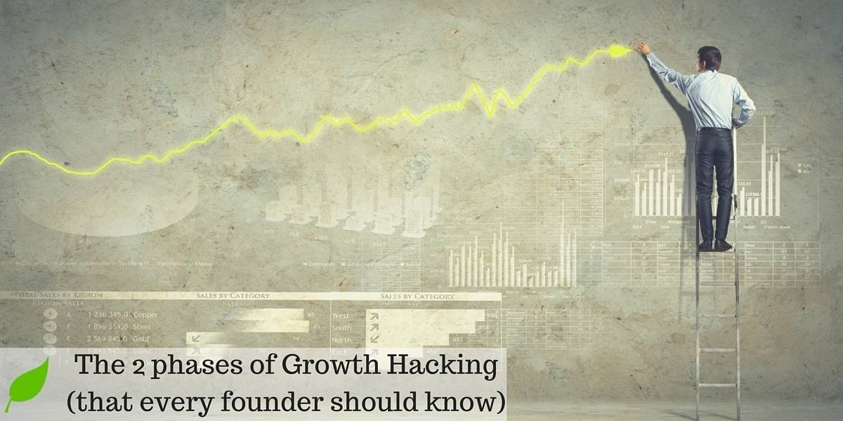 The 2 Different Phases of Growth Hacking