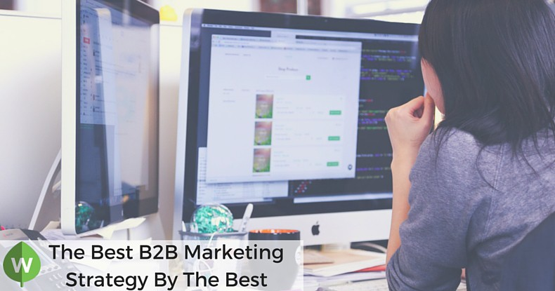 20 Marketers & Founders Share Their Best B2B Marketing Strategy