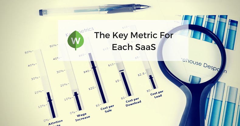 The Most Important Key Metric For SaaS